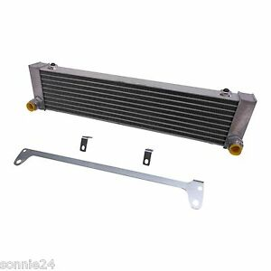 Ppe Heavy Duty Performance Transmission Cooler 2006 2010 Gm 6 6l Duramax Diesel