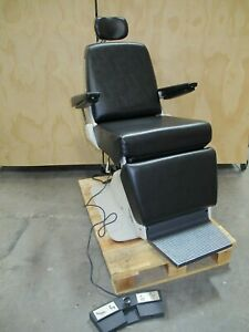 Haag Streit Reliance 7000l Medical Exam Chair Specialty Ent Opthalmology
