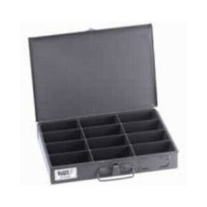Klein 54437 Mid size 12 compartment Storage Box