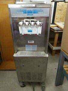 Taylor Soft Serve Ice Cream Frozen Yogurt Machine Model 336 27 2 Flavor