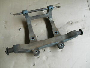 C p Chandler Price Pilot Printer Letter Press 10x6 5 Plate Holder 205a