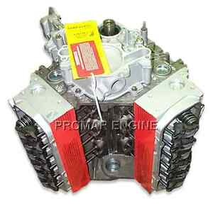 Remanufactured 96 00 232 Ford 3 8 Long Block Engine
