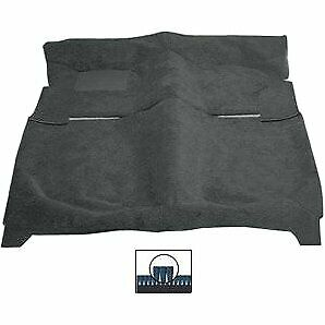 Newark Auto Products Carpet Kit Front Rear New For Dodge Charger 1901 0012807