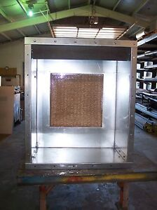 2 6 Table Top Powder Coating Spray Paint Booth