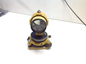 Topcon W Prism 30 Offset Adapter And Brandis And Son Base