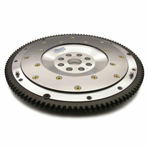 Fidanza 186461 Aluminum Flywheel For 1996 04 Ford Mustang 4 6l 6 Bolt