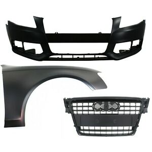 New Auto Body Repair Kit Front For A4 Quattro Au1000162 Au1200117 Au1241121