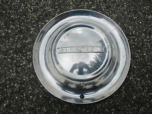 One 1953 Dodge Royal Meadowbrook Coronet 15 Inch Hubcap Wheel Cover