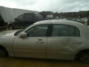 Driver Front Seat 40 20 40 Leather Heat Fits 04 11 Lincoln Town Car 465