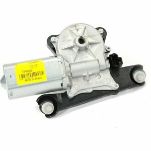 Ac Delco Windshield Wiper Motor Rear New For Chevy Chevrolet Tahoe Gmc 23108338