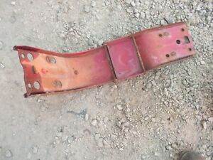 Farmall 300 350 400 Mta Ih Ihc Tractor Easy Rider Seat Pan Flip Over Latch Ihc