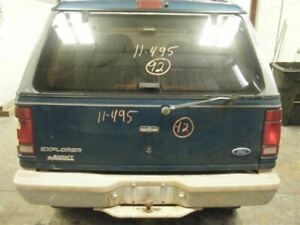 Rear Axle Abs 3 27 Ratio Fits 91 94 Explorer 11290
