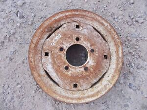 International Farmall Cub Tractor 2 1 2 X 12 Front Ih Rim To Use With Tire