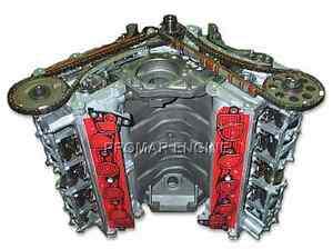 Remanufactured Ford 4 6 16 Valve Sohc Long Block Engine