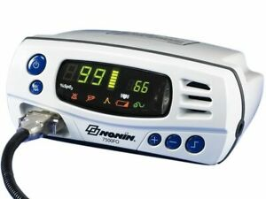 Nonin 7500fo Tabletop Fiber optic Portable Pulse Oximeter