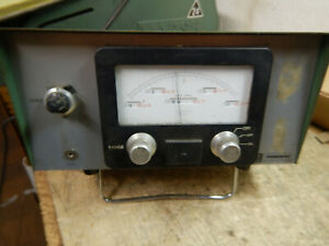 Older Federal Readout Eas 1460 Gage Gauge Amplifier Machinist Inspection Tool