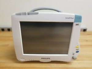 Philips Mp50 Touchscreen Patient Monitor M8004a Sw Rev B tested 041