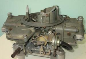 Oem Gm Holley Carb List 3247 1966 Corvette L72 427 425hp Dated 5a3 Very Early 66