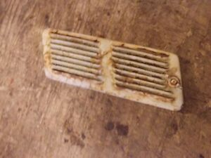 Ford 900 901 Diesel Tractor Original Air Cleaner Vent Door For Hood
