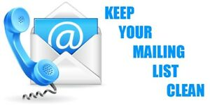 Clean validate 25k Email Lists For High Deliverability Skyrocket Your Business