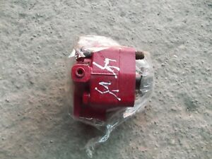 Farmall Super C Sc Tractor Ihc Ih Good Working Hydraulic Pump Assembly Gear