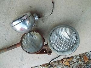 Allis Chalmers Wd45 Wd Tractor Ac Tractor Head Lights Light Ford