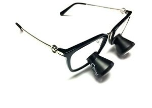 Cortel Designs Llc New Dental Surgical Loupes 2 5 Loupe Custom Micheal Kors