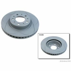 Ate Brake Disc Front Driver Or Passenger Side New Rwd 4 Wheel Abs W0133 1612555