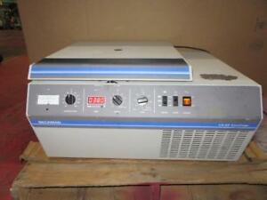 Beckman Gs 6r Refrigerated Centrifuge 362114 With Gh3 8 Swing Bucket Rotor