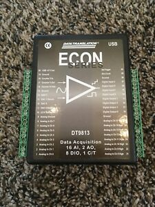 Data Acquisition Dt9813 Econ Series Free Shipping