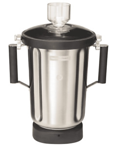 Hamilton Beach Commercial 1 Gallon Stainless Steel Blender Container