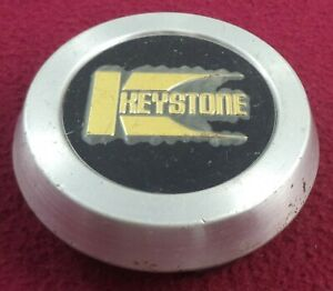 Keystone Wheels Silver Custom Wheel Center Cap 1