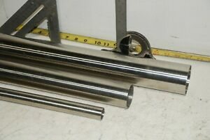 Stainless Steel 304l Seamless Round Tubing 2 Od 0625 72 Tp304l Polished