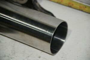 Stainless Steel 316l Seamless Round Tubing 2 1 2 Od 0625 72 Tp316l