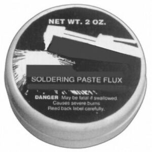 2pk Firepower 1423 1101 Soldering Flux Paste 2 Oz