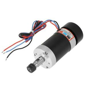 Ws55 180 400w High Speed Air Cooling Brushless Dc Spindle Motor Cnc Low Noise