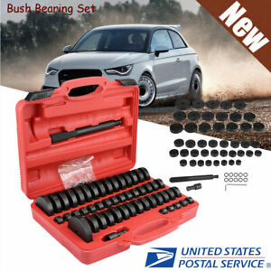 51pcs Bush Bearing Driver Set Remover Installer Removal Built Hand Tool Set