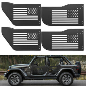 Body Armor Safari Tube Tubular Door Frames For Jeep Wrangler Jk Unlimited 4 Door