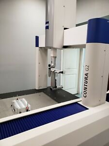 Zeiss Contura G2 10 12 6 Cmm Vast Xxt Mfg 2007 Calibrated 5 2018