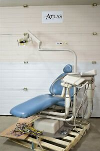 Adec 1040 Dental Exam Patient Chair W Delivery Light 74225 Best Price