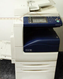 Xerox Workcentre 7120 A3 Color Multifunction Laser Copier Printer Scanner 20ppm