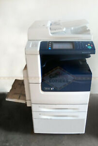 Xerox Workcentre 7220 A3 Color Laser Copier Printer Scanner 20ppm Less 50k