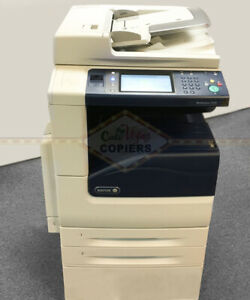 Xerox Workcentre 7225 A3 Color Laser Copier Printer Scanner 25ppm