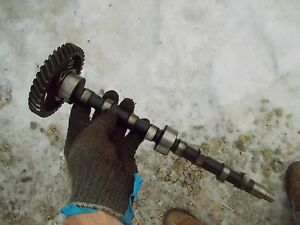 International Cub 154 Tractor Orgl Ih Engine Motor Cam Shaft Camshaft