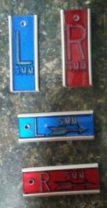 Lead X ray Markers With Smm Initials