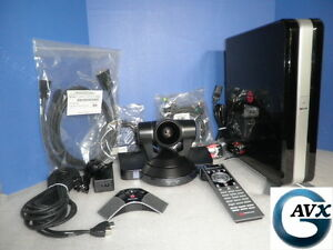 Polycom Hdx 8000 1year Warranty Mptz 7 Camera P c Complete Video Conference