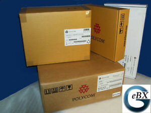 Polycom Hdx 8000 1080p In Box 1year Warranty Complete Video Conference System