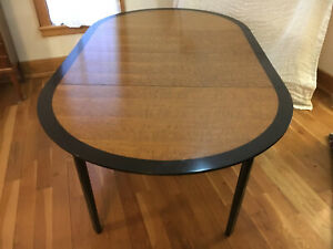 Edward Wormley Dunbar Rosewood English Oak Dining Table 1960 S Juhl Wegner