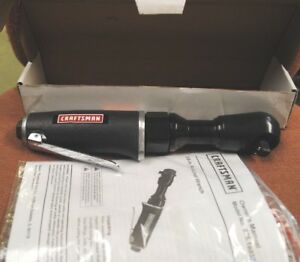 Craftsman 3 8 In Air Ratchet Wrench Tool Garage Tools Auto Repair Workshop New