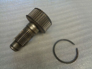 John Deere 1010 Crawler Dozer Final Drive Shaft